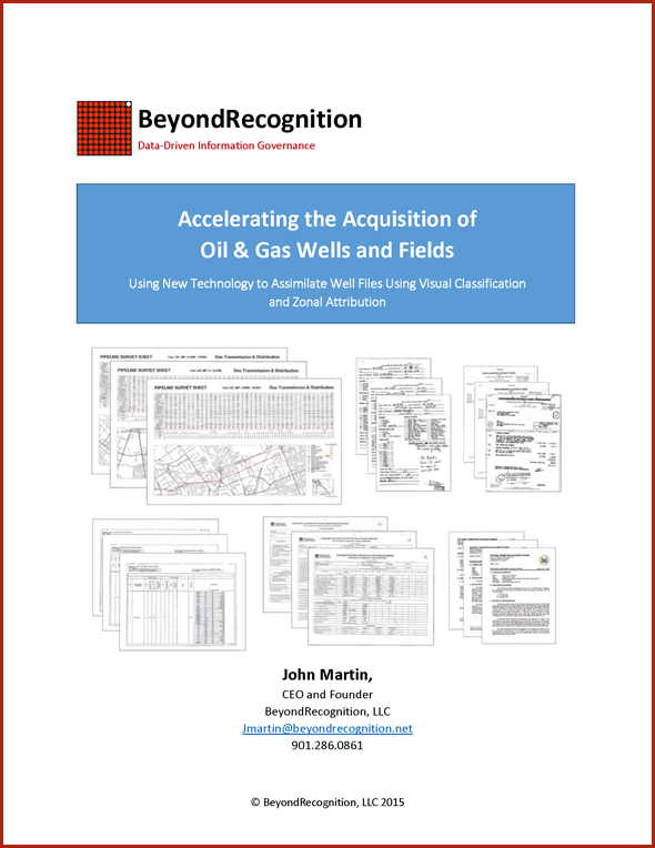 Accelerating the Acquisition of Oil and Gas Wells